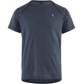 Klättermusen Vile - Camiseta manga corta Hombre - azul